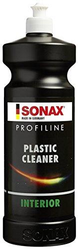 SONAX PROFILINE Plastic Cleaner Interior (1 Liter) reinigt und pflegt Kunststoffoberflächen im Autoinnenraum | Art-Nr. 02863000