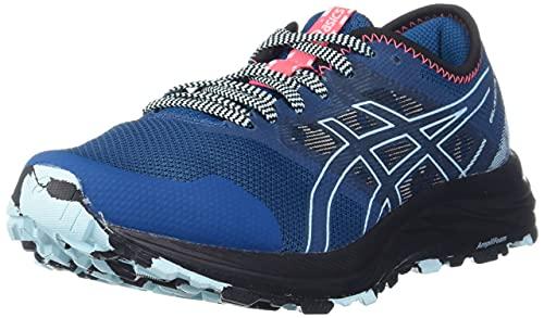 ASICS Gel-Excite Trail - Zapatillas deportivas, color azul, Deep Sea Teal Clear Blue, 38 EU
