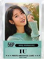 IU アイユー グッズ / フォト メッセージカード 56枚 (ミニ ポストカード 56枚) セット - Photo Message Card 56pcs (Mini Post Card 56pcs) [TradePlace K-POP 韓国製]