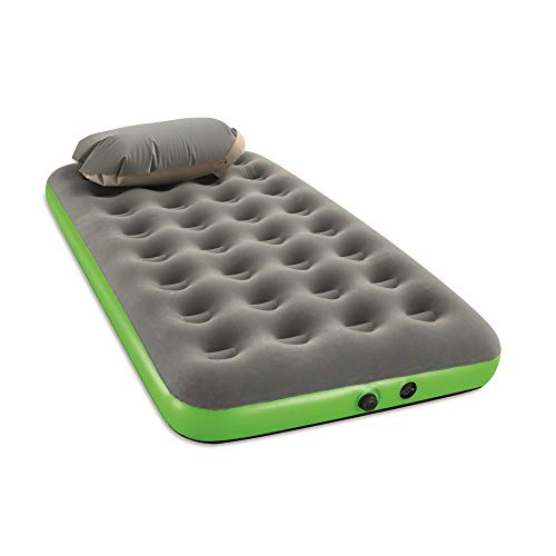 Bestway - Pavillo Roll and Relax 8.5 Inch Airbed Twin, Green