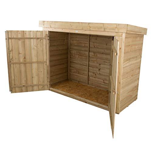 Forest Garden Forest Storage, Pressure Treated, 2000 Litre