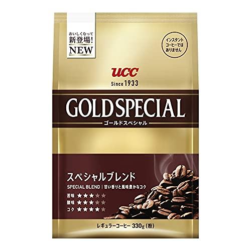 UCC ゴールドスペシャル スペシャルブレンド SAP 330g×6個