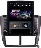 Android 9.1 9.7-pollici Schermo verticale GPS Browser per auto per Subaru Forester 2008-2012 - Autoradio FM,...