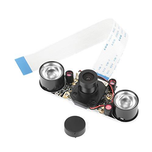 Módulo de cámara IR Cut Módulo de cámara para Raspberry Pi Video Webcam Tablero de módulo de cámara Seguro y Estable para Office Home Repair Shop Travel