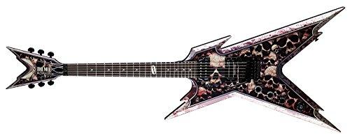 Dean Guitars Razorback cráneo RZR zurdo Guitarra eléctrica con el Tipo de...