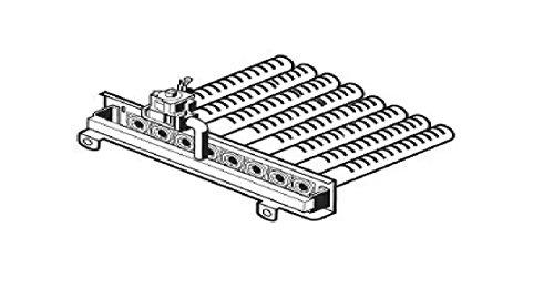 Hayward HAXBMA1301 NA MV 300 Verteilerbrenner, Ersatz H-Serie Millivolt Elektro-Poolheizung