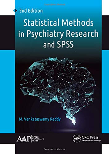 Statistical Methods in Psychiatry Research and SPSS, 2nd Edition Front Cover