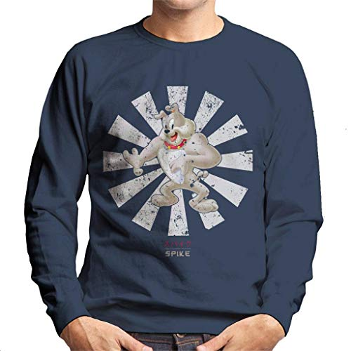 Cloud City 7 Spike Retro Japanese Men's Sweatshirt