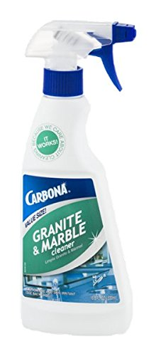 Our #6 Pick is the Delta Carbona Granite and Marble Cleaner