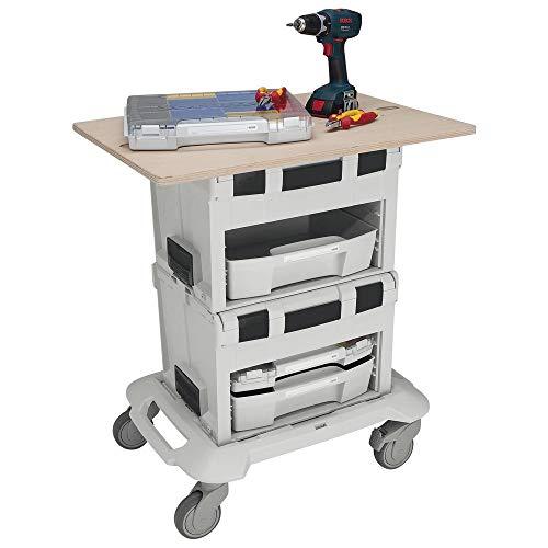 Mobile Arbeitsplatte L-Boxx 500x700x18