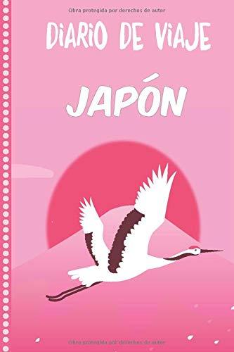 Diario de Viaje Japón: Cuaderno Diario,Notebook 108 página