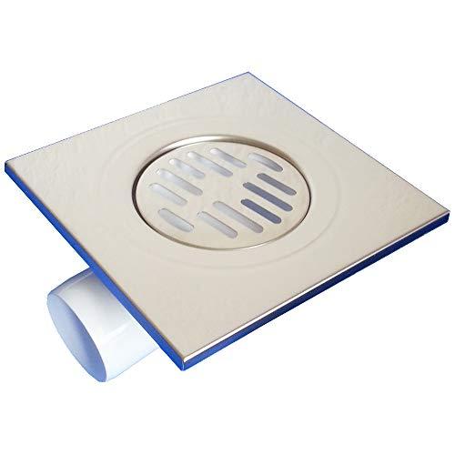 15x15 Duschrinne Geruchsverschluss Duschablauf Bodenablauf DN50 L 21602