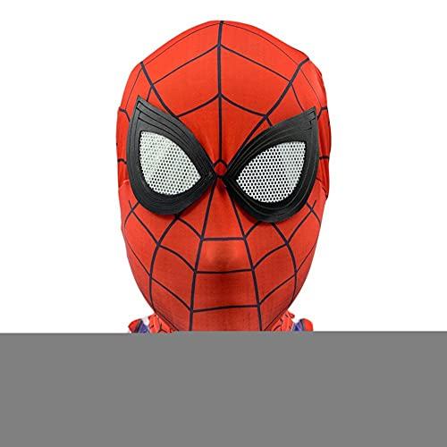MIANslippers Iron Spiderman Niños Cosplay Halloween Halloween...