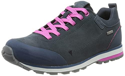 CMP Hiking Shoe, Scarpa Trekking Elettra Low Wmn WP Donna, Asphalt, 40 EU