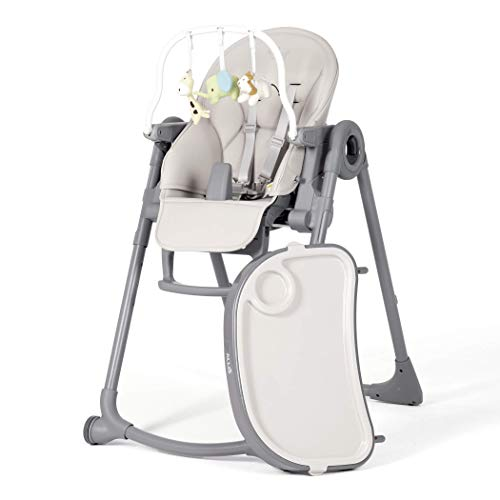 Allis Baby Lola High Chair, Baby Chair with Multiple Height and Seat...