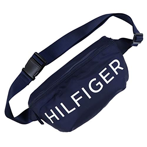 Tommy Hilfiger Nylon Waist Bag (Midnight Navy)