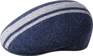 カンゴール ハット 帽子 メンズ Code Stripe 504 Flat Cap Navy/Flannel