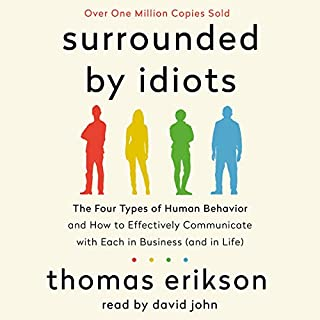 Page de couverture de Surrounded by Idiots