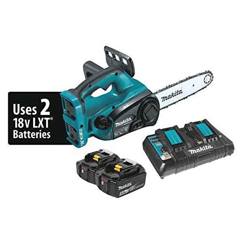 Find Bargain Cordless Chain Saw, 12 Bar L, 18V