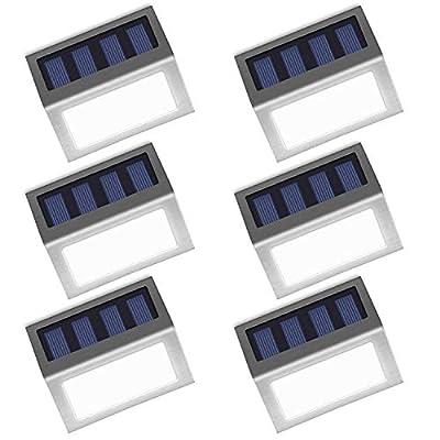 LIGHTESS Solar Step Lights