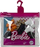 Barbie Fashion Pack Shoes - GXG01 - Lot de 5pcs Chaussures pour poupée - Neuf