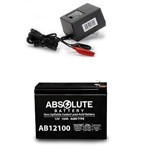 12V 10AH Replacement for Currie eZip Trailz Electric Bike Battery &...