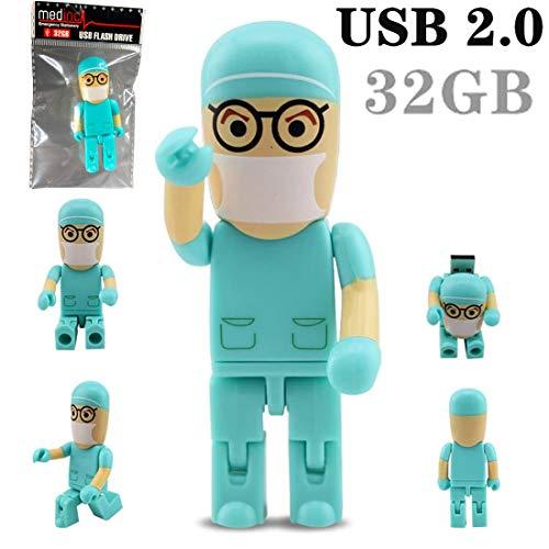 32GB Arzt USB-Flash-Laufwerk Speicherkarte Chirurgen Geschenk für Medizinstudenten.