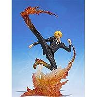 ワンピース王Zhijiモデル像絶妙なアニメの装飾装飾15 cm人形