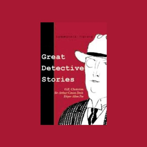 Great Detective Stories cover art