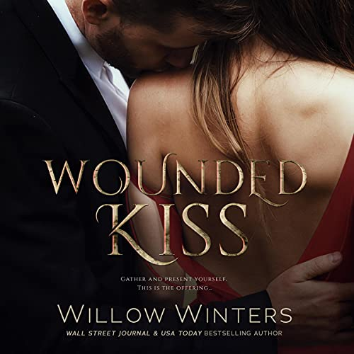 Wounded Kiss cover art