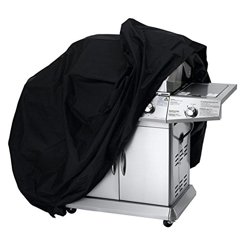 Housse de protection imperméable pour barbecue d'extérieur - Pour meubles de jardin, terrasse, grill - Grande taille - 117 x 145 x 61 cm