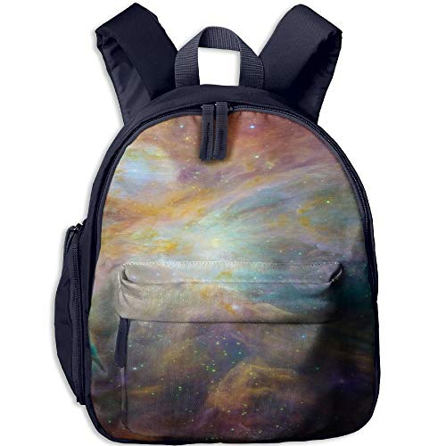 Orion Nebula Hubble Funny Kids Bags Boys And Girls School Backpack