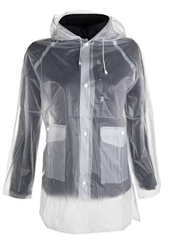 HKM Erwachsene Regenjacke, transparentXXXXL Hose, transparent, XXXXL