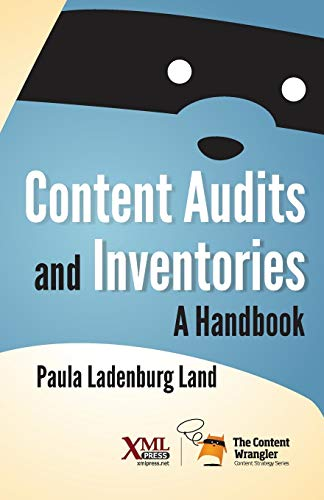 Compare Textbook Prices for Content Audits and Inventories: A Handbook  ISBN 9781937434380 by Land, Paula Ladenburg