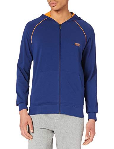 BOSS Mix&Match Jacket H Sudadera con Capucha, Medium Blue429, M para Hombre