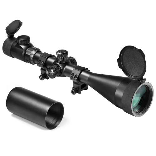 Barska 6-24x60mm IR ST Rifle scope 30mm (Black)