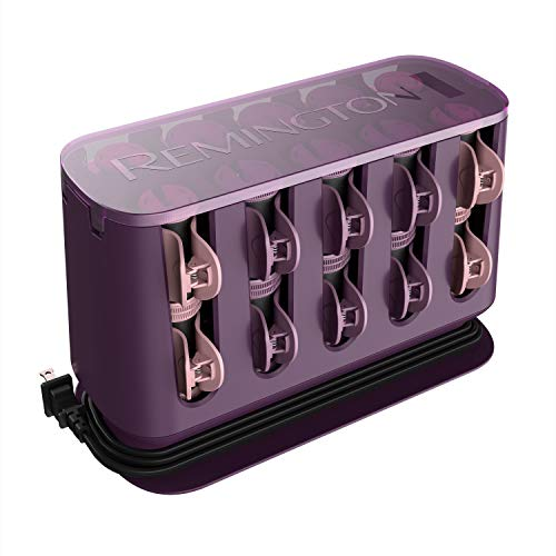 Remington Pro Hair Setter con tecnología térmica avanzada Thermaluxe rosa, 1 unidad