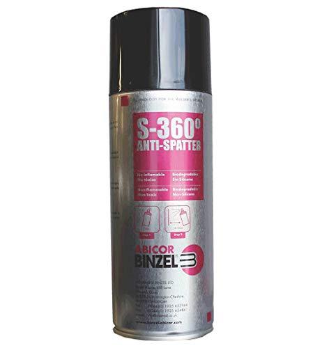 PB - Spray antiproyecciones soldadura Binzel S-360 Anti-spatter