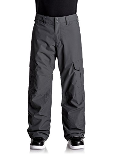 Quiksilver Porter - Snow Pants for Men - Snow-Hose - Männer - XS - Schwarz