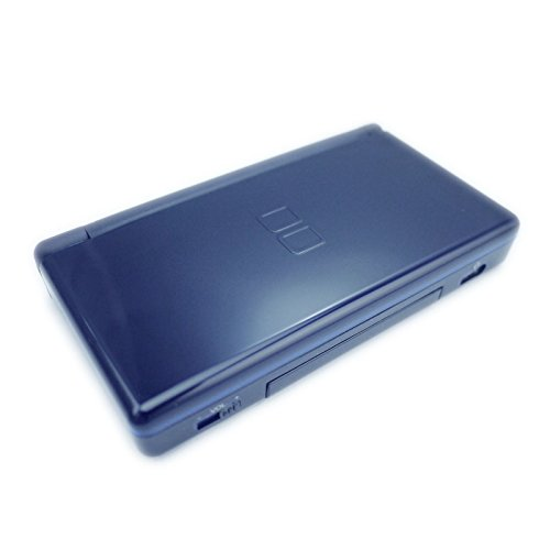 Nintendo DS Lite Console Handheld System Enamel Navy / Refurbished