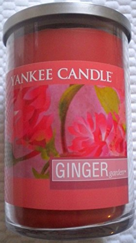 Yankee Candle 2017 Garden Collection Ginger Garden Scented 2-Wick Candle 22 oz