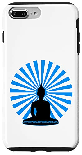 iPhone 7 Plus/8 Plus Buddha Peace Case