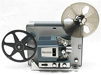 Bell and Howell Super 8MM Autoload Movie Projector Type II