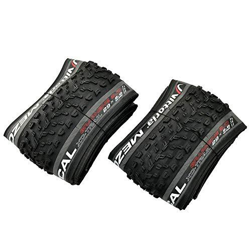 Vittoria MEZCAL III G2.0 29 x 2.6 pulgadas TNT XC Trail Caring Fold TLR Neumático, 2 Neumáticos, VT2224
