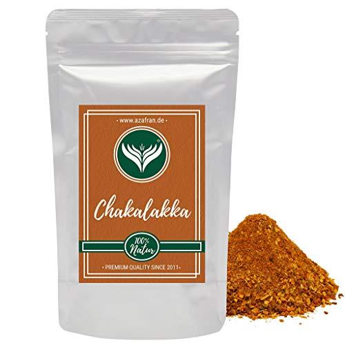 Azafran Chakalaka Gewürz / Gewürzmischung für einen afrikanischen Dip / Sauce 250g