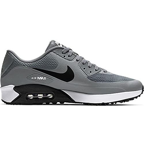 Nike Air MAX 90 G Smoke Grey/Black-White Zapatillas para Hombre (42.5)