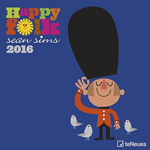 Sean Sims Happy Folk 2016 EU