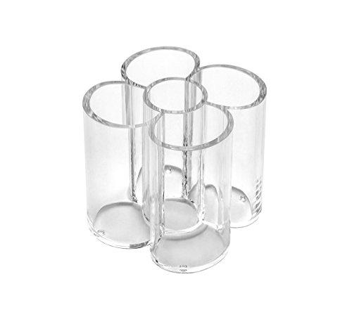 Osco AORG-1 Organizer aus 5 Röhren aus klarem Acryl