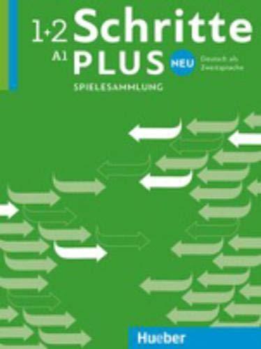 Schritte plus Neu 1+2: Deutsch als Zweitsprache / Spielesammlung: Spielesammlung A1