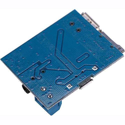 『HiLetgo 2個セット TFカード Uディスク Mp3デコーダ モジュール デコーダボード 無損失デコード 増幅器 [並行輸入品]』の4枚目の画像